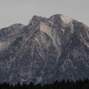 Monte Cavallo visto dal Cansiglio