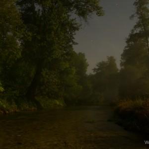 Fontane Bianche di notte (Sernaglia d. Battaglia)